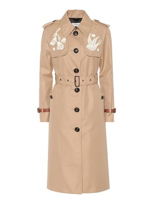 COACH Cotton-blend trench coat
