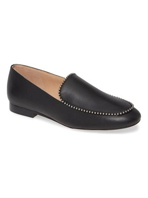 COACH harper ball chain loafer