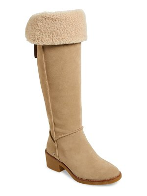 COACH janelle over the knee boot