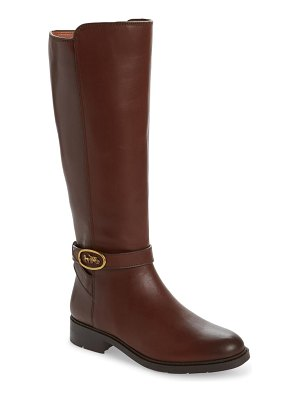 COACH ruby knee high boot