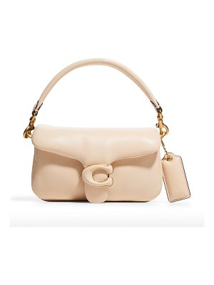 COACH Tabby 18 Pillow Leather Shoulder Bag