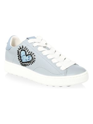 COACH x keith haring sneakers