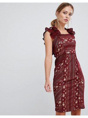 Coast lace shift dress