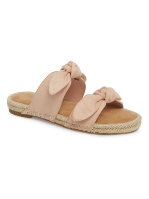 COCONUTS BY MATISSE gianna espadrille slide sandal