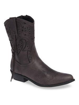 COCONUTS BY MATISSE nash perforated cowgirl boot