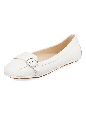 Cole Haan Demi Leather Flat Driver Loafer