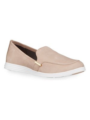 Cole Haan Ella Grand Leather Venetian Loafers