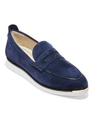 Cole Haan grand ambition troy penny loafer