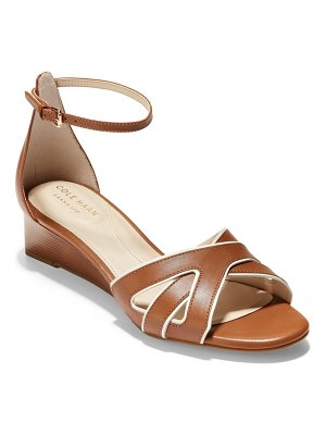 Cole Haan grand wedge sandal