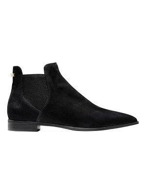 Cole Haan harlyn suede ankle boots