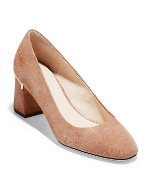 Cole Haan laree half d'orsay pump