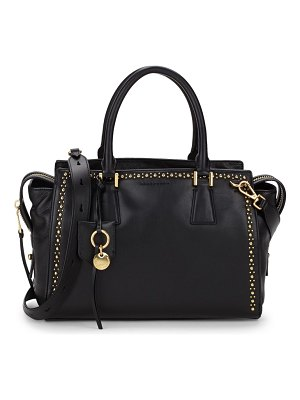 Cole Haan Marli Studded Leather Satchel