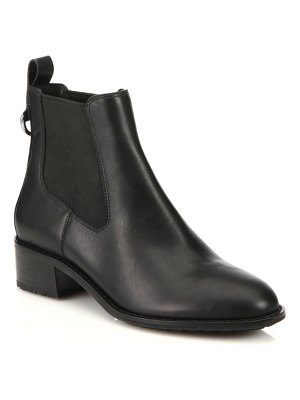 Cole Haan newburg leather waterproof ankle boots