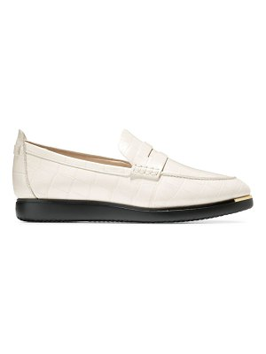 Cole Haan troy penny leather loafers