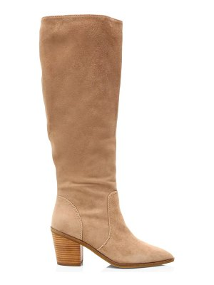Cole Haan willa knee-high suede boots