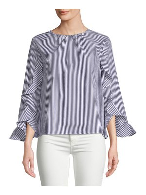 Collective Concepts Ruffle Sleeve Top