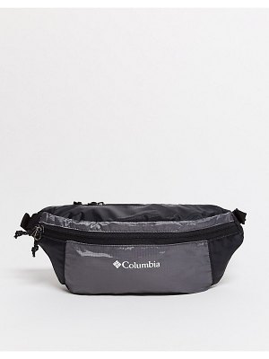 Columbia lightweight packable hip pack fanny pack in gray-green