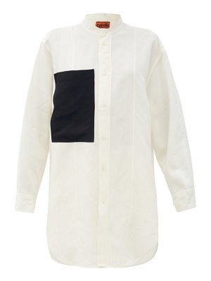 COLVILLE patch-pocket buttoned shirt