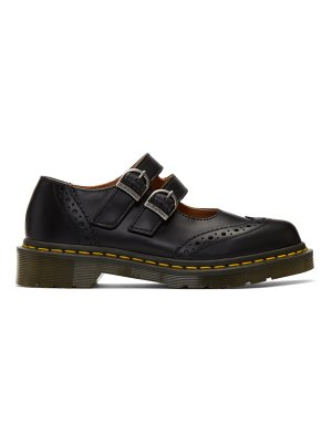 Comme des Garcons Comme des Garcons black dr. martens edition made in england mary jane loafers