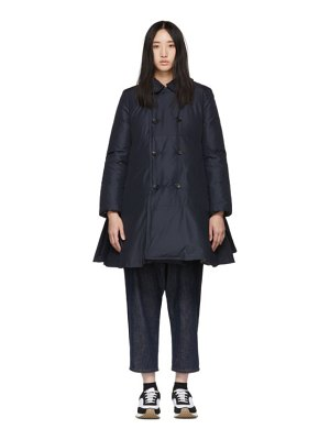 Comme des Garçons GIRL Down Double-Breasted Coat