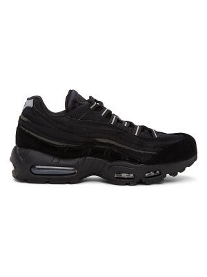 Comme Des Garcons Homme Plus black nike edition air max 95 sneakers