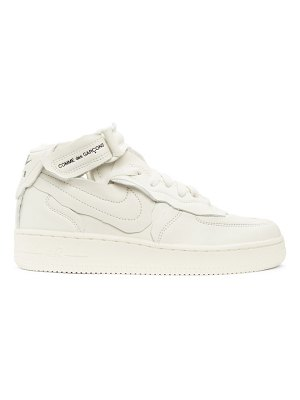Comme Des Garcons off-white nike edition air force 1 mid sneakers