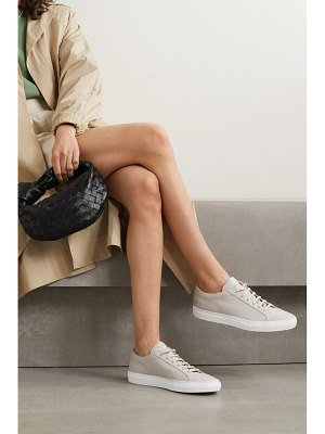 Common Projects achilles leather sneakers - off-white