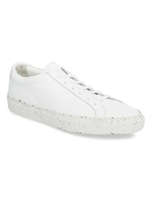 Common Projects achilles low confetti sole sneaker