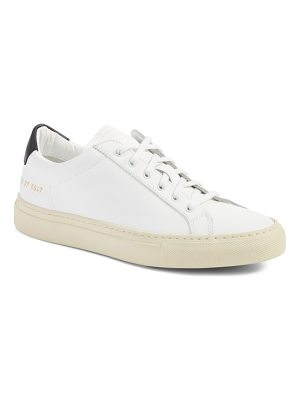 Common Projects achilles low top sneaker