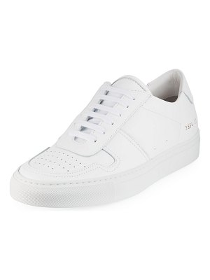 Common Projects Ball Low-Top Leather Sneakers