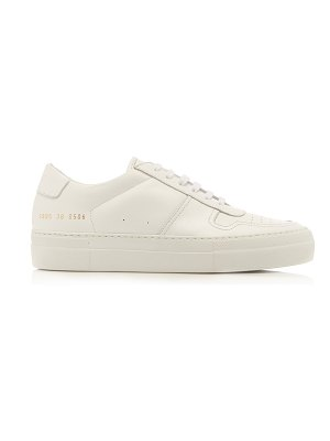 Common Projects bball leather sneakers size: 35