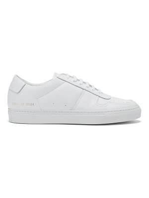 Common Projects Bball Low Top Leather Trainers