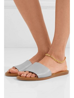 Common Projects leather sandals