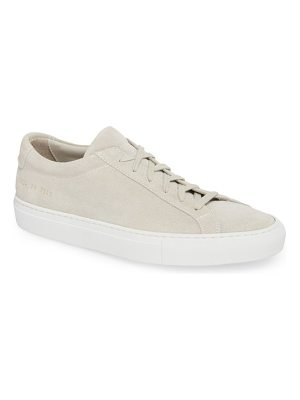 Common Projects original achilles low sneaker