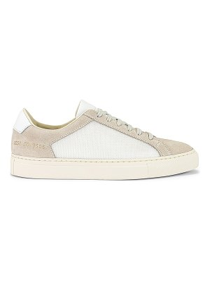 Common Projects retro summer edition sneaker