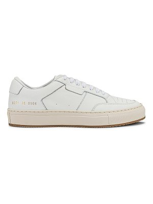 Common Projects tennis sneaker