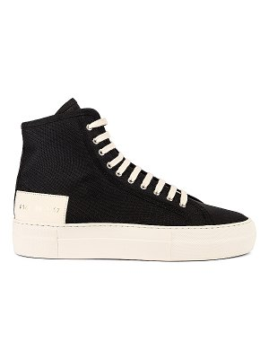Common Projects tournament high recycled nylon sneaker