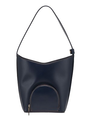 Complet Eva Smooth Leather Bucket Bag