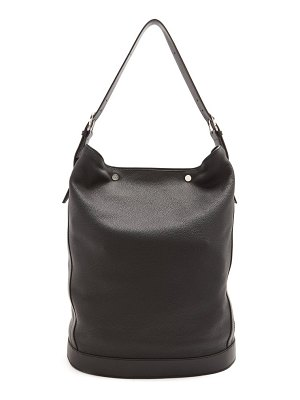CONNOLLY 1985 leather bucket bag