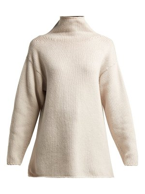 CONNOLLY High Neck Cashmere Sweater
