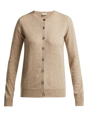 CONNOLLY Long Sleeve Cashmere Cardigan