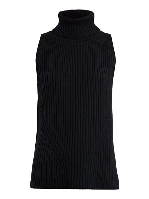 CONNOLLY Travel cashmere and silk-blend sweater