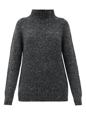 CONNOLLY weekend high-neck cashmere sweater