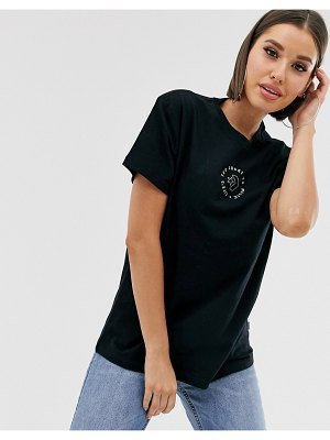 Converse black life's too short to waste sustainable t-shirt