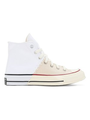 Converse Chuck 70 reconstructed high top sneakers