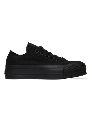 Converse chuck lift low sneakers