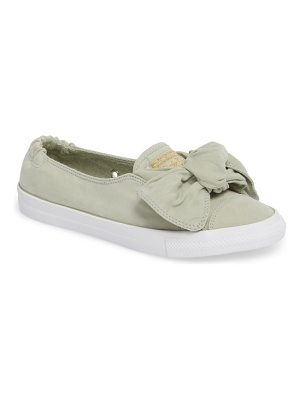 Converse chuck taylor all star knot slip-on sneaker