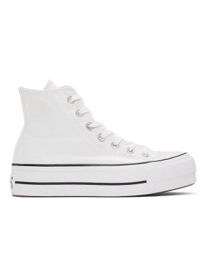 Converse chuck taylor all star lift high sneakers