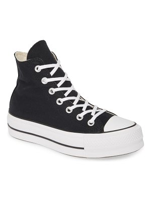 Converse chuck taylor all star lift high top platform sneaker