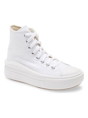Converse chuck taylor all star move high top platform sneaker